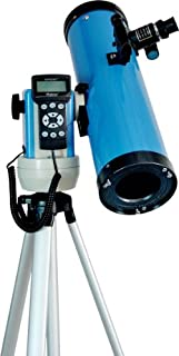 iOptron SmartStar-N114 9803B-A GPS Computerized Telescope with Carry Bag (Astro Blue) (B005HQ4KS0) | Amazon Products