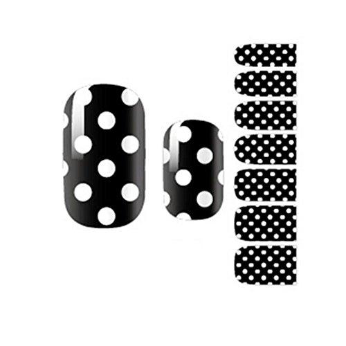 opi black nail polish - 8
