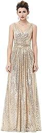 Amazon.com: Gold - Dresses / Clothing: Clothing Shoes &amp Jewelry