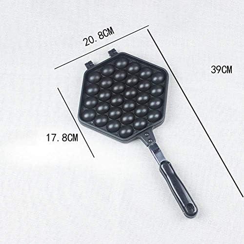 XYSQWZ Gaufrier Antiadhésif Moule À Bulles en Alliage D'aluminium Moule Ettes Pan Gâteau Cuisson Moule Plaque pour Cuisine Cuisson Bouilloires Électriques