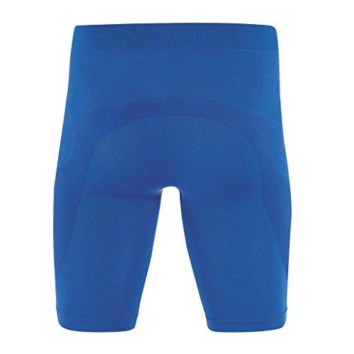Short de compression Errea Denis bleu