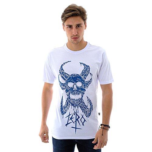 Camiseta Zero Shape Line Faun - Branco - M