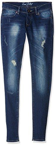Life Style Ellen Blau Jeans Toni Mujer Azul para UqR5n7SP
