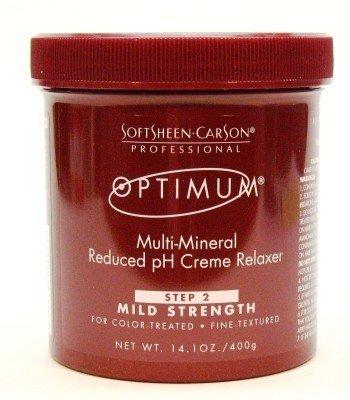 Optimum Care Multi-Mineral Relaxer Mild 14.1 oz. Jar (Case of 6) by Optimum