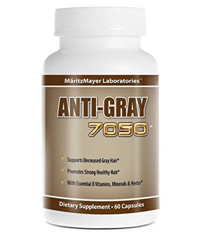 L tyrosine for grey hair