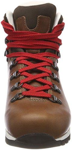 Lowa Donna Wendelstein Ws Scarpe Da Trekking E Da Trekking, Grigio Marrone (marrone 485)
