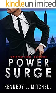 Power Surge: A Secret Service Romantic Suspense Series (Power Play Book 4)