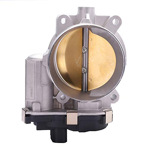 ECCPP Electric Throttle Body Air Control Assembly Fit 2006-2007 Buick Rainier /2007-2008 Cadillac Escalade /2008 Chevrolet Silverado 3500 2007-2008 GMC Sierra 1500/2006-2008 Saab 9-7x OE 12580760 Buick Rainier Throttle Body
