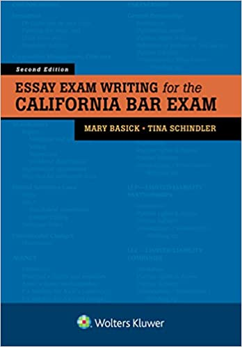 california bar essay prep
