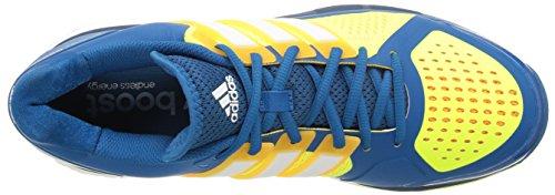 Adidas Performance Mens Aumentare Lenergia Tennis Shoe Unità Blu / Bianco / Elettricità