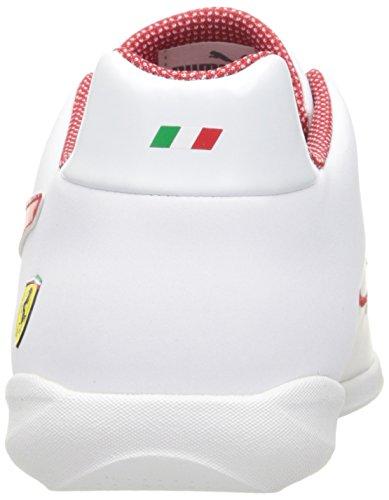 uomo White Puma Corsa da per US da Scarpe uomo Rosso casual passeggio Future Bianco SF M 6 Puma BqxAfCwI