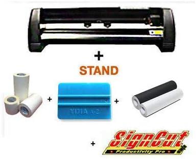 MH721 cortador rumbos Promo paquete (ideal para firmar y/o T-Shirt ...