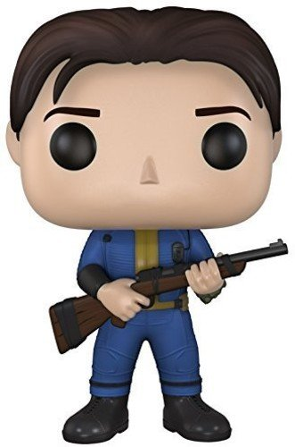 Fallout 4 Vault Dweller Funko Pop! Games: 7787 Accessory Misc. Product