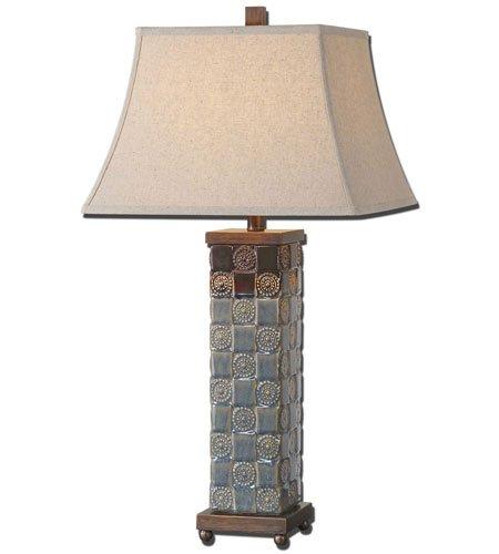 (Uttermost 27398 Mincio Lamp, 30.5