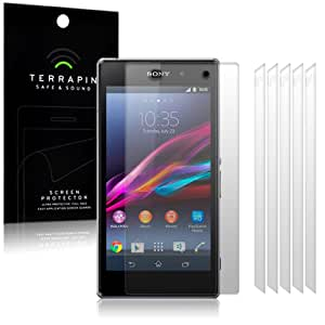 Sony Xperia Z1 Screen Protector 6-in-1 Pack by Terrapin (does not fit Sony Xperia Z1S)