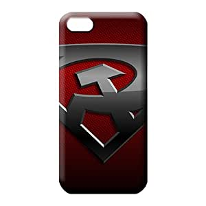 iphone 5 5s Shock Absorbing Slim Fit phone Hard Cases With Fashion Design mobile phone cases Superman Red Son