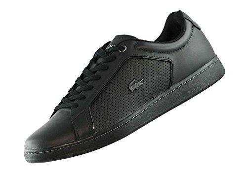 Lacoste Herren Schuhe/Sneaker Carnaby Evo 317 10 SPM Schwarz