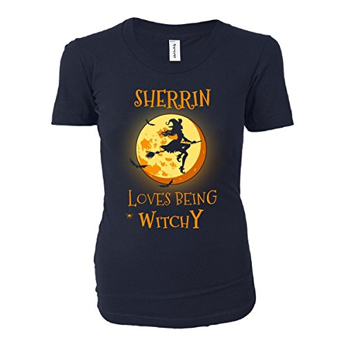 sherrin-loves-being-witchy-halloween-gift-ladies-t-shirt-navy-ladies-2xl