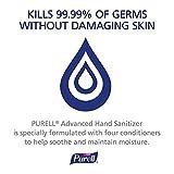PURELL Advanced Hand Sanitizer Soothing Gel, Fresh