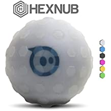 Hexnub Cover for Sphero Robotic Ball 2.0 & SPRK Editions - Off Road Protection (Clear)
