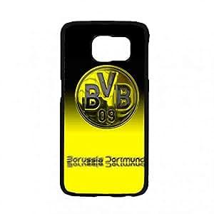 Borussia Dortmund caja del teléfono Cover Samsung Galaxy S7,BVB09 FC Samsung Galaxy S7 Funda,Bundesliga Borussia Dortmund BVB09 cubierta de la caja For Samsung Galaxy S7
