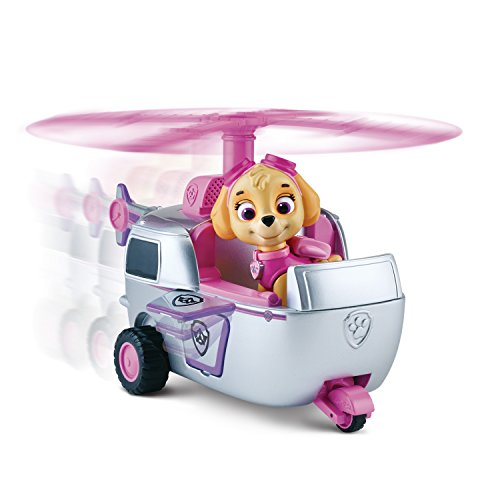Amazon.com: Paw Patrol - Skye's High Flyin' Copter (works with Paw ...
