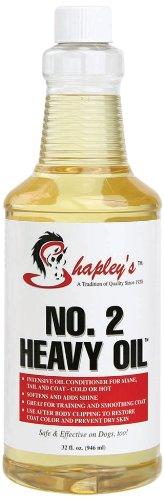 Shapley's No.2 Heavy Oil