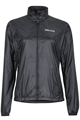- Marmot Women's Ether Driclime Jacket, Black, Small