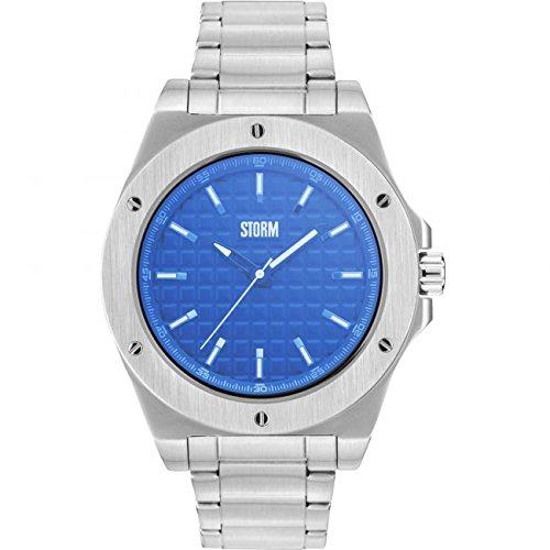 Storm London Hexton 47285/B Reloj de Pulsera para hombres Carcasa Maciza: Amazon.es: Relojes