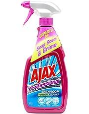 Ajax Professional Antibacterial Disinfectant Bathroom Power Cleaner Trigger Spray Made in Australia 500mL
