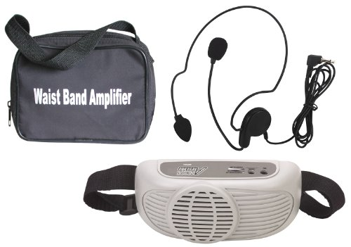 Audio2000S AWP6202 Waist Band Portable Microphone product image