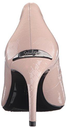 Calvin Klein Women's Gayle Pump Blush Python Print in China cheap price etySr9jif