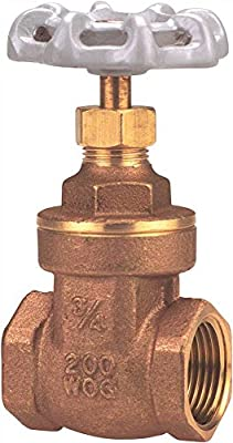 """NIBCO T113-LF 1/2 290843 Gate Valve Fip 1/2"""", Lead Free by GB Industrial Direct"""