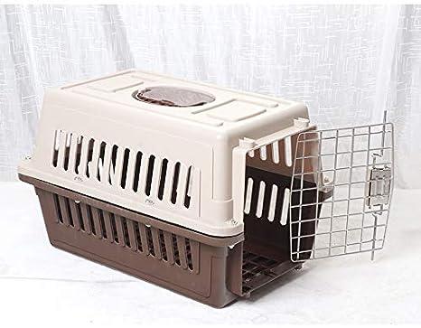 Lppanian Transportin Perro Caja De Aire del Animal Doméstico Jaula ...