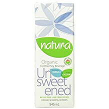 Nutrisoya Foods Natur-A Unsweetened Soy Beverage 946Ml
