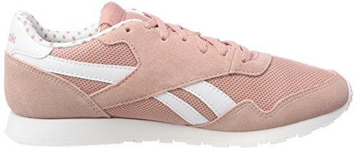 Reebok Damen Reale Ultra Sl Sneaker Rosa (ss / Gesso Rosa / Bianco 000)