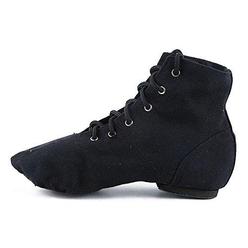 甘美なカビ口述するダンスシューズ レディース 靴 ジャズ 練習用 ヒップホップ ベリー ラテン バレエ 布製スプリット