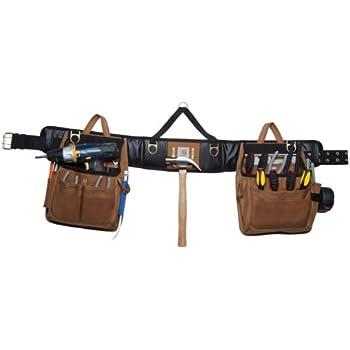 Carhartt Legacy Tool Belt Deluxe, Carhartt Brown