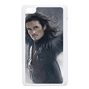 Pirates of the Caribbean iPod Touch 4 Case White O2438743