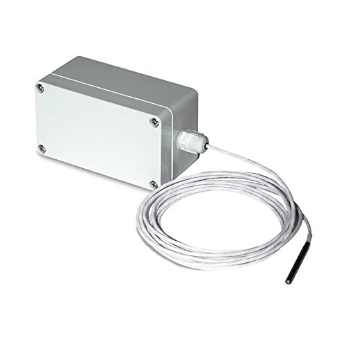 Averaging Wire Length: 8 feet A//1K-NI-A-8-4X ACI Nickel   Copper Tube Averaging Temperature Sensor NEMA 4X Housing Enclosure Box   RTD 1000 ohm