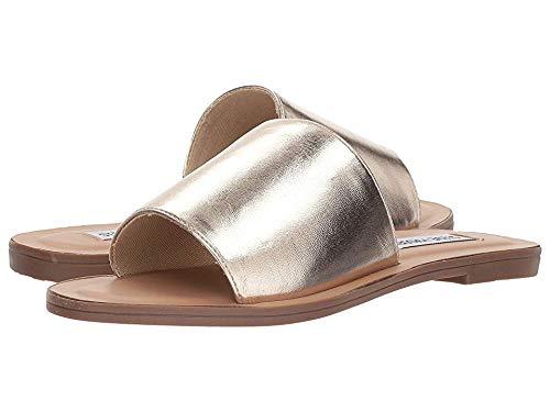 Steve Madden Women's Rossa Gold 8.5 M US (Shoes Steve Madden Gold)
