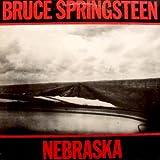 Bruce Springsteen : Nebraska (original inner sleeve w/ lyrics) Tracklist: Nebraska. Atlantic City.Mansion On The Hill. Johnny 99. Highway Patrolman. State Trooper. Used Cars. Open All Night. My Father's House. Reason To Believe
