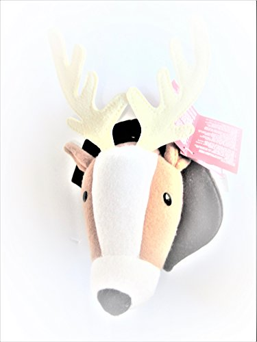 (Wondershop Singing Plush Deer Animated Musical toy Singing Jingle Bells)
