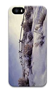 iPhone 5 3D Hard Case Winter Scenes 15