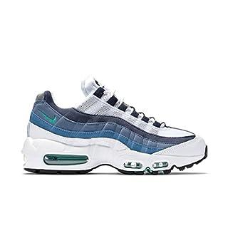 various colors 5e758 2b173 Nike Air Max 95 Wmn's Blue/White/Black 307960-100 (Size: 7 ...