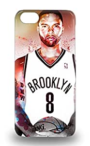 5c Scratch Proof Protection 3D PC Case Cover For Iphone Hot NBA Brooklyn Nets Deron Williams #8 Phone 3D PC Case ( Custom Picture iPhone 6, iPhone 6 PLUS, iPhone 5, iPhone 5S, iPhone 5C, iPhone 4, iPhone 4S,Galaxy S6,Galaxy S5,Galaxy S4,Galaxy S3,Note 3,iPad Mini-Mini 2,iPad Air )
