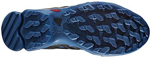 Adidas Outdoor Heren Terrex Swift R Schoen Blauw / Zwart / Wit