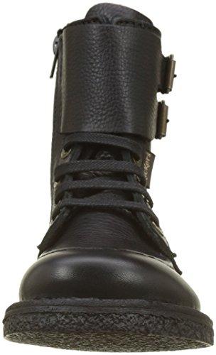 Meenely Botines Kickers noir 8 Femme Noir g55nqd