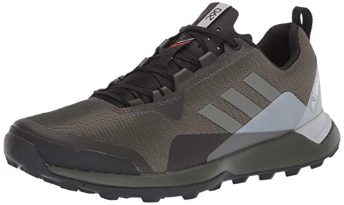 adidas outdoor Men's Terrex CMTK Trail Running Shoe, Night Trace Cargo/Grey Two, 12 D US