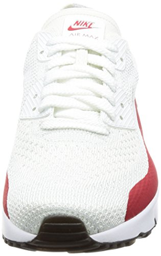 Nike Flyknit Red Core Shirt T White Black Gym Barcelona rgIUwqr
